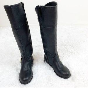 Michael Kors Girl's Emma Lana Riding Boots